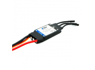 70-Amp, Switch Mode BEC, Brushless ESC w/EC3 - EFLA1070