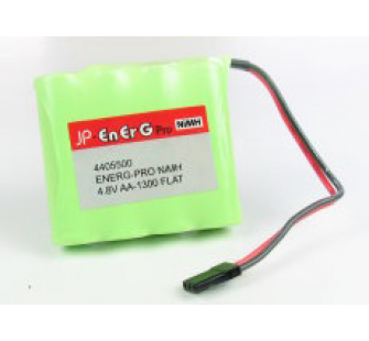 Pack accu Nimh 4.8V 1300mAh reception - JP-4405500