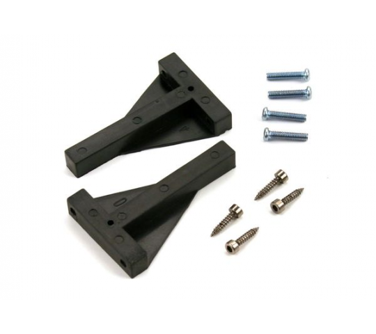Engine Mount with Hardware: FuntanaS 3D .40 - HAN1985