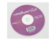 Mini-Super Cub Instructional DVD - HBZ4816