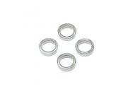 12x18x4mm Ball Bearing (4) - LOS237000