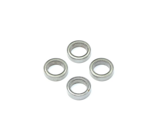 10x15x4mm Ball Bearing (4) - LOS237001