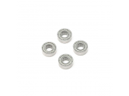 5x11x4mm Ball Bearing (4) - LOS237002