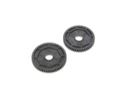 Spur Gear Set, 48P: Mini 8IGHT-DB - LOS212009