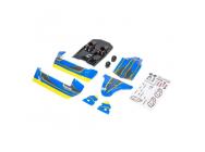 Body Set, Blue/Yellow: Mini 8IGHT-DB - LOS210010