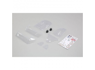 Body Set, Clear: Mini 8IGHT-DB - LOS210012