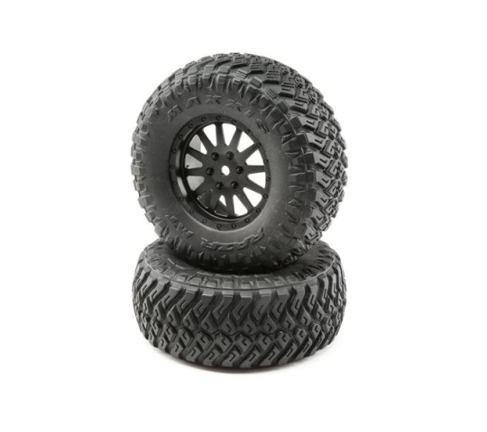 Wheel and Tire Mounted (2): TENACITY SCT - LOS43015