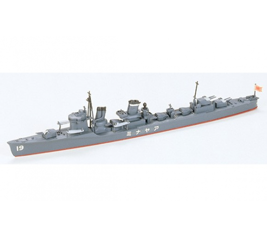 Destroyer Ayanami Tamiya 1/700 - TAM-31405