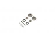 4 Losi Roue Hex Set TENACITY All-Z-LOS232031
