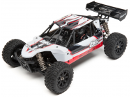 Mini 8ight DB: 1/14 4wd Buggy RTR - White Int - LOS01009IT1