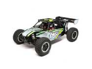 Desert Buggy XL-E 1/5th 4wd Eletric RTR Black - LOS05012T1