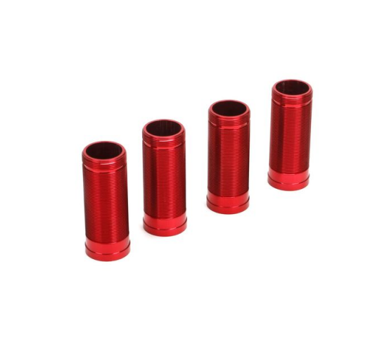 Shock Body Set (4), Red: LST XXL 2 Gas - LOS243000