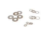 Washer/Shim, Set, (20): 1:5 4wd - LOS256001
