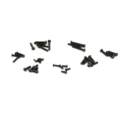 Button Head Screw, Set, (40) 1:5 4wd - LOS255002