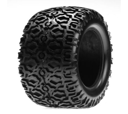 420 ATX Tires with Foam (2): LST2, MGB - LOSB7202