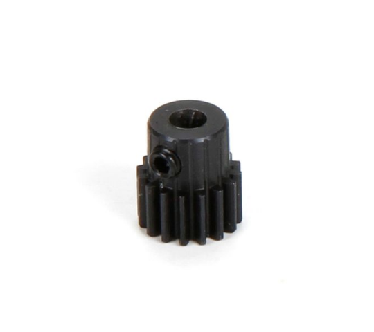 Pinion Gear 16T, 1/8   Shaft: Mini 8IGHT - LOS212008