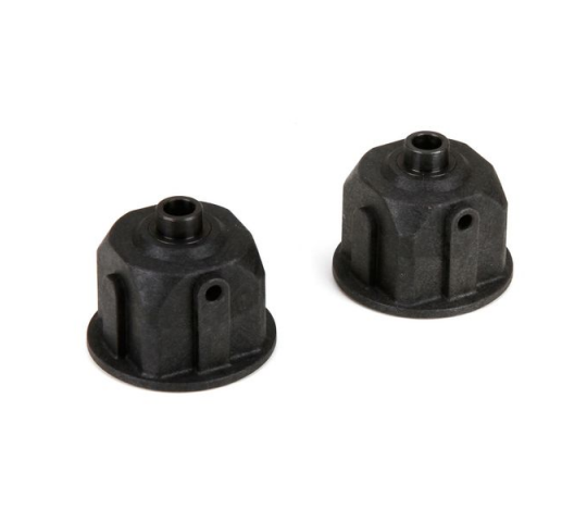 Front/Rear Differential Case (2): 1:5 4wd - LOS252010