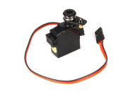 MS20DSL Servo with Saver & Long Lead: Mini-DT - LOSB0813
