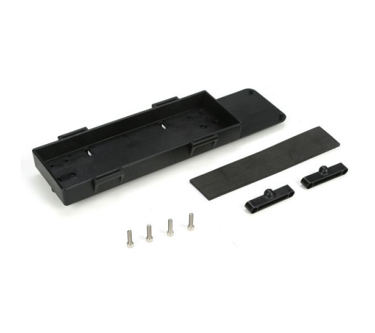 Batt Tray w/Stop Tab, Foam Pad & Screws: TEN-SCTE - LOSB2415