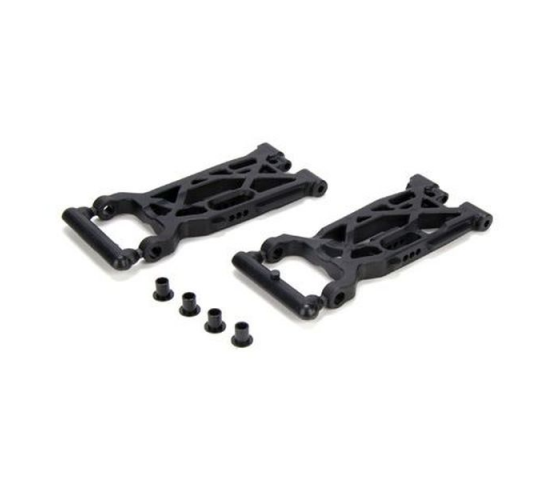 Front Suspension Arm Set: 10-T - LOSB2021