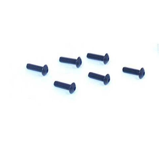4-40 x 3/8 Button Head Screws - LOSA6229