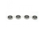 6x12mm Sealed Ball Bearing (4) - LOSA6940