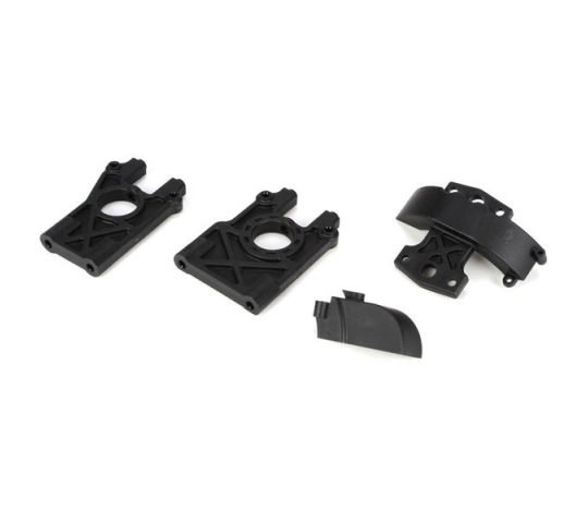 Center Diff Mount Set: 5TT - LOSB2545