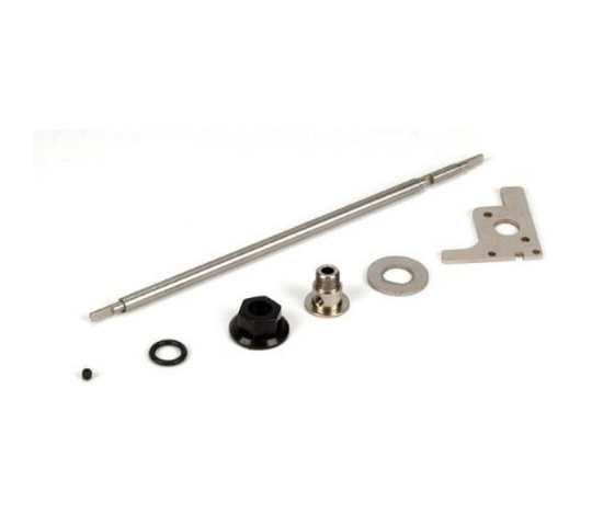 Main Drive Shaft & Spring: Micro SCT, Rally - LOSB1748
