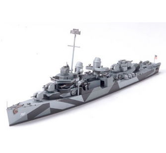 Destroyer DD797 USS Cushing Tamiya 1/700 - TAM-31907