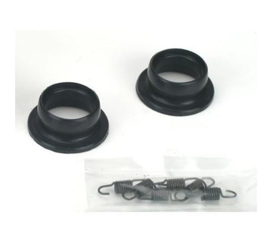 Exhaust Pipe Seals & Spring: LST,LST2,AFT,MUG,MGB - LOSB5054