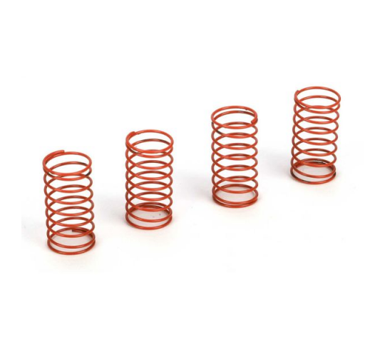 Damper Spring, Medium (4): Micro SCT, Rally - LOSB1766