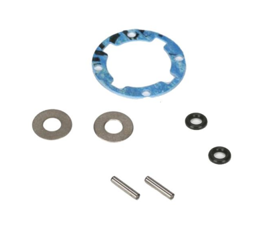 Diff Seals/Shims/Pins & Gasket: 10-T - LOSB3568