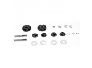 Diff Gear Set w/Hardware: 10-T - LOSB3569