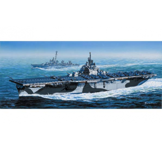 USS Essex CV-09 Dragon 1/700 - T2M-D7049