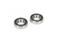 Outer Axle Bearings, 12x24x6mm (2): 5TT - LOSB5972