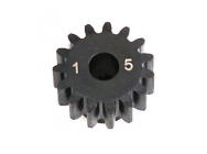 1.0 Module Pitch Pinion, 15T: 8E - LOSA3575