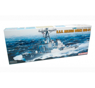 USS Arley Burke Dragon 1/350 - T2M-D1023