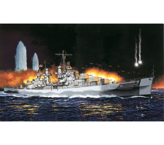 USS Juneau CL-52 Dragon 1/700 - T2M-D7066