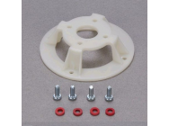 Motor Mount w/Screws: T-28, F4U - PKZ4428