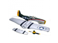 Replacement airframe: P-51 BL - PKZ1870