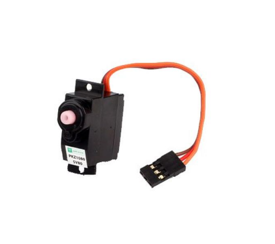 SV80 Short Lead 3Wire Servo:AB3 - PKZ1080