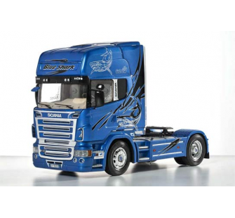 Scania R620 Blue Shark Italeri 1/24 - T2M-I3873