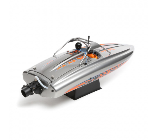Hull and Decal: 23  River Jet Boat: RTR - PRB281046