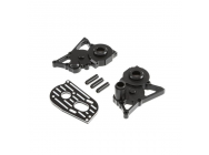 Gear Case Set, 3-Gear, Dirt Laydown: 22 3.0 - TLR332063