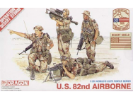US 82nd Airborne Dragon 1/35 - T2M-D3006