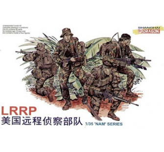 Forces Speciales LRRP Dragon 1/35 - T2M-D3303