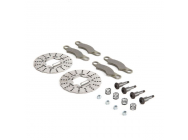 Brake Disc, Pad and Screw Set: 5B, 5T, MINI WRC - TLR252011