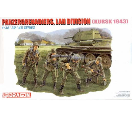 Panzergrenadiers Dragon 1/35 - T2M-D6159