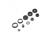 Drive & Differential Pulley Set: 22-4/2.0 - TLR232046