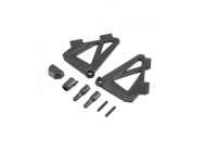 Battery Mount Set: 22-4 2.0 - TLR231047